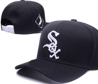 Wholesale red white sox hat for sale - 2018 sports Chicago hat baseball sox  Cap Embroidery 74a42f4c0ba0