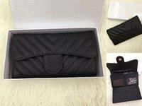 Wholesale japan style bag online - Black Famous Brand Women s PU Wallet Lady s Long Square Wallet Card Wallet Money Bag Hasp Cover Wallets P38