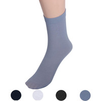 Wholesale Cleaning Socks - MUQGEW New Arrival Men Cotton Socks Warm Winter Wholesale & Retail Breathable Soxs Smoothy and Clean Comfortable Socks Hocok
