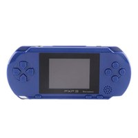 Wholesale 16 bit portable game consoles for sale - New PXP3 Handheld Game Console Bit Portable Classic Games Console Inch Pocket Gaming Player Color Kids Game Player