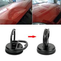 reparaciones de carrocería al por mayor-Herramientas útiles para la eliminación de abolladuras en el cuerpo del auto Extractor de muelas del coche Extractor de automóviles Bloqueo Fuerte ventosa Vaso de metal Levantador Mini