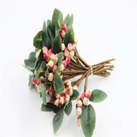 ingrosso piante artificiali in vendita-Nuovo albero di Natale creativo Decorativo Simulazione Fiore di pianta Organizzare Accessori Alberi artificiali Vari tipi Vendita calda 1 2fy aa