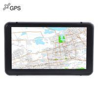 joueur de jeu tactile achat en gros de-Voiture de camion GPS Navigation Navigator 7 pouces à écran tactile Win CE 6.0 E-book Lecteur de jeu audio et vidéo avec lecteur de jeu de carte préinstallé gratuit