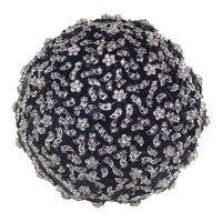 bouquets personnalisés achat en gros de-L'assurance de la qualité Durable Lourd Strass Plein Bouquet de Mariée Noire Personnalisé Luxious Diamant Broche Bouquet pour le Mariage W999