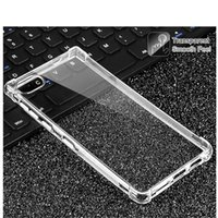 caso de cáscara suave de blackberry al por mayor-Para BlackBerry Key2 Key 2 Blackberry motion Funda Keyone Clear Soft Skin Gel TPU Silicona Cubierta protectora transparente