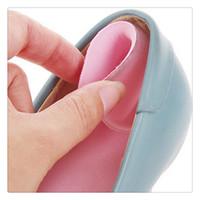 ingrosso inserti protezione del tallone-Vendita calda Un paio di comodi sottopiedi antiscivolo per calzature, strumenti per la cura del piede Cuscinetti a tacco alto