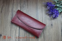 Wholesale handbags wallets purses - Fashion Wallet Women New Design Leather Wallet Hasp Ladies Handbag Clutch Purse Carteira Bag Trifold Bifold Casual Long
