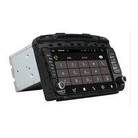 kia sorento radio bluetooth al por mayor-Reproductor de DVD del coche para Kia SORENTO 2015 9Inch 2GB RAM 32GB ROM Andriod 6.0 con GPS, control del volante, Bluetooth, radio