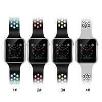 Wholesale inches phone for sale resale online - M3 Smart Wrist Watch Smart Watch With inch LCD Touch Screen For Android Watch Smart SIM Intelligent Mobile Phone With Retail Hot sale