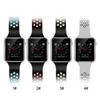 inches phone para venda venda por atacado-Relógio esperto do relógio de pulso de M3 Smart com a tela de toque do LCD de 1,54 polegadas Para o telefone esperto inteligente de SIM do relógio do Android com venda quente de varejo