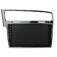 Wholesale 10 inch Octa core GB RAM Andriod Car DVD player for Volkswagen Golf with GPS Steering Wheel Control Bluetooth Radio