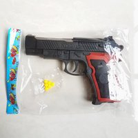Wholesale Wholesale Small Toy Guns - free shipping Can Lauch Small bb bullet plastic toy gun manufacturers wholesale size 1: 1