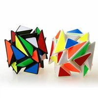 Wholesale Magic Cube Puzzle Cube Twist Toys cm New x3x3 Special Type Rubik for Adult and Children Educational Gifts Toys DHL