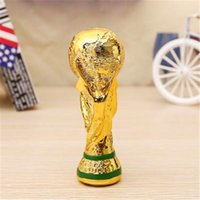 Wholesale resin craft souvenir - Trophy Cup trophy fans souvenirs Resin craft gift football champion creative trophy with A variety of specifications
