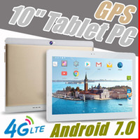 Wholesale 4g tablets for sale - 2018 MTK6737 inch quot Tablet PC Octa Core IPS Bluetooth GB GB G LTE Dual sim Phone Android GPS