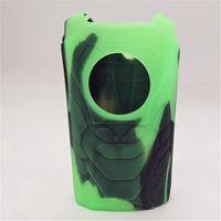 evod başlangıç setleri toptan satış-Ben PRIV Silikon Kılıf Kauçuk Kılıf için SMOK I PRIV Mod Kiti SMOK I-Priv 230 W Mod Takımı Koruyucu Skins Kapak Çanta Kollu 7 Renkler 20 adet