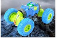 freies elektrisches flugzeug großhandel-vier Spielzeugauto fernvariable Skalierung der Torsionskontraktion Doppel-LKW der Integration