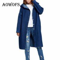 Kaufen Sie im Großhandel Blaue Jeanskappen 2019 zum verkauf