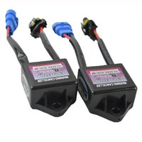 Wholesale Hid Warning Canceller - 2pcs C6 canbus HID xenon warning canceller decoder device hid warning canceler HID warning canceller capacitor