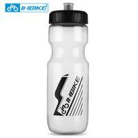 бесплатный чайник оптовых-INBIKE 700ML Water Bottle for Bike Bicycle Sports Water Bottle Kettle Bite Valve Narrow Mouth BPA-Free Solid BE319