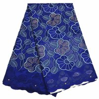 Wholesale Lace Fabric Swiss - 2018 Swiss voile lace in switzerland hand cut swiss lace fabrics 100% cotton swiss voile lace fabric for wedding dress
