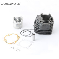 Wholesale Boring Cylinder - 56mm BIG BORE CYLINDER KIT for Yamaha BWS ZUMA AEROX Nitro Booster YA YW100
