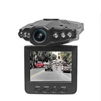 china car systems UK - DAGRO 2018 NEW 2.5'' 720P HD Car Cams DVR System Black Box H198 Night Version Video Recorder Dash Camera 6 IR China
