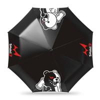anime guarda-chuva venda por atacado-Frete Grátis Anime Manga DanganRonpa Dangan-Ronpa Crianças Dobrável Umbrella SY001