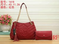 Wholesale patent hand bags - Womens Shoulder Bags Luxury Handbags Snake Leather Embossed Bag Chain Messenger Bags Crossbody Bag Brand Designer Ladies Hand Bags purse A03