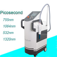 Wholesale pigmentation removal laser - Hottest!!! picosecond laser machine 1064nm honeycome head for laser pigmentation tattoo removal and skin rejuvenation picosure laser
