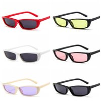 ff7770aa1d Wholesale factory direct sunglasses online - Small Frame Sun Glasses For  Women And Men Vintage Rectangle