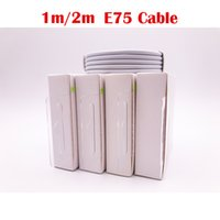 Wholesale Cable Wire Box - 1m 2m Micro V8 i6 Sync Data USB Cable Charging Cord Charger Wire Line with retail box for 5 6 6s 7 8 plus x s4 s6 s7
