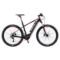 standart çerçeveler toptan satış-Toptan güçlü elektrikli dağ bisikleti ebike AB standart e bisiklet 27.5 bisiklet bicicleta electrica karbon fiber çerçeve elektrikli bisiklet