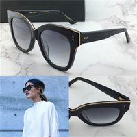 Wholesale purple eyewear frames for sale - New fashion popular selling designer sunglasses TRIPPER charming cat eyes frame top quality uv400 protection eyewear with original box