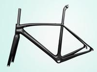 carbon road rennrad rahmen großhandel-T1000 UD vollcarbon rennrad fahrradrahmen mechanische / Di2 rennrad rahmen (mit logo, kostenlose benutzerdefinierte steuer verfügbar)