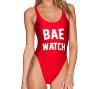 Wholesale sexy beachwear clothes online - Sexy Women One Piece Bikini Monokini Swimsuit Beach Backless Swimwear BeachWear women sports clothing swimming suit for woman