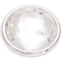 diseños únicos collar de plata al por mayor-El nuevo diseño único facetado Crystal Jewelpop se adapta a la pulsera de Kameleon, collar de anillo 925 de plata para la joyería Diy Kameleon