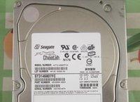 seagate hdd için toptan satış-Orijinal Seagate ST3146807FC için 100% Test Çalışması Mükemmel 146G 10000 RPM FC U320