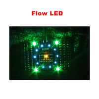 Wholesale flow electronics for sale - Functional Helpful Electronic DIY Kit Teaching Soldering Skill Training For SMD Components Flow LED Student Electonic Fans