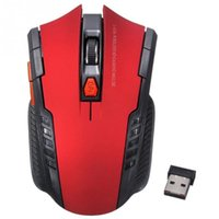 Wholesale ship games pc resale online - Portable GHz Wireless Optical Mouse Gamer for PC Gaming Laptops New Game Wireless Mice with USB Receiver Drop Shipping Mouse