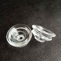 Wholesale 3mm Tube - 3mm Thick Replacement Glass Bowl Tube OD 2.9cm for Silicone Hand Smoking Cigarette Tobacco Pipe Tool Accessories factory price