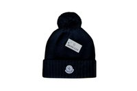 Wholesale bamboo protection for sale - New Stamping winter hats for men women knit Pom Poms hat cap Brand Beanie Hat LadiesThicken Hedging Warm Skullies Female Bone