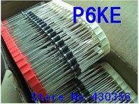 diodes tvs achat en gros de-20pcs TVS Diode P6KE6.8A P6KE10A P6KE12A P6KE13A P6KE15A P6KE16A P6KE18A P6KE24A P6KE27A P6KE30A P6KE33A P6KE36A P6KE51A