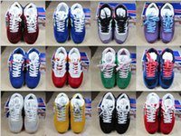 Wholesale ocean yellow - Selling 2018 women men's South Korea Joker shoes letters breathable running shoes sneakers canvas Casual shoes shoe free shipping