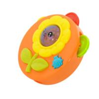 ingrosso il bambino gioca la musica a colori-Kawaii 1PC LED Lampeggiante Tamburo musicale Sonagli creativi Giocattoli educativi per bambini I migliori regali per neonato Colore casuale