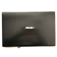 laptops teclado para asus venda por atacado-New Laptop Lid LCD traseiro para teclado ASUS GL553 GL553V GL553VD US retroiluminado Sem Descanso de mãos tampa traseira inferior Base de Shell 13N1-0BA0601