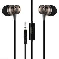 Wholesale red theatre - Headphones Earphones Earbuds For Iphone X Android MP3 MP4 For Theatre Museum School library,Hotel,Hospital Gift