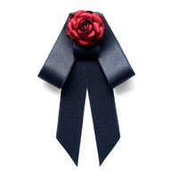alaşım kravat toptan satış-Yetişkin Erkekler Kadınlar Düğün Boyun Gömlek Yaka Papyon Cravat Çiçek Alaşım Kelebek Elastik Bant Taklidi Kristal Şerit Papyon
