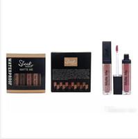 Wholesale Sleek Makeup Wholesalers - 2018 Sleek MakeUp - Ultra Smooth Matte Me Lipstick Lip Gloss Cream Long Lasting 12colors