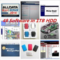 Wholesale Mitchell Manager - 2018 Auto repair All data alldata 10.53 + Mitchell OnDemand 2015 + Mitchell Manager 49 repair software in 1TB new HDD